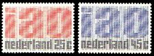 NVPH 918-919 POSTFRIS ARBEIDSORGANISATIE I.A.O. CAT.WRD. 1,20 EURO