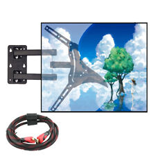 """Full Motion TV Wall Mount Bracket Holder For 14 22 26 40 42 46"""" HDMI Cable 1.5M"""
