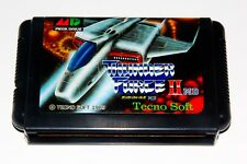 THUNDER FORCE II - SEGA MEGADRIVE - JAPAN - LOOSE