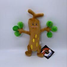 """Pokemon Sudowoodo #185 Plush Soft Toy Evolves from Bonsly Stuffed Teddy Doll 12"""""""