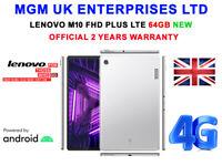 "LENOVO Tab M10 10.3"" Tablet - 64 GB Grey LTE 64GB NEW"