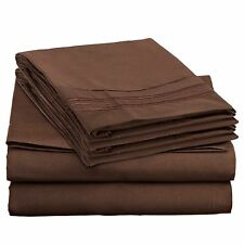 1800 PREMIER COLLECTION 6 PIECE DEEP POCKET BED SHEET SET BY CLARA CLARK