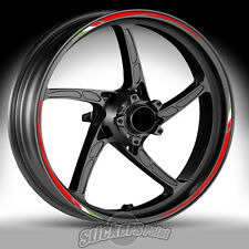 Adesivi moto YAMAHA MT-07- RACING 7 -  stickers cerchi ruote wheels strisce