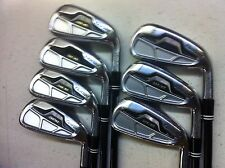 Cleveland 588 MT 4-PW 7 Iron Set, RH, R-flex, Mamiya ActionLite 55 graphite/Used