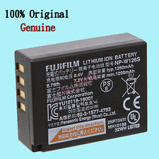 New NP-W126S W126S Battery For FUJI Fujifilm X-T3 X-T2 / X-Pro2 1260mAh