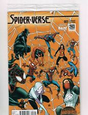 Spider-Verse 1 BAM Variant Silk Miles Morales Spider-Ham Spider-Gwen Poly Bagged
