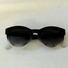 Schwarz Ombre Sonnenbrille 1940s Stil