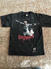 Vtg World Wrestling Entertainment Rey Mysterio T Shirt Mens Small WWE Luchador