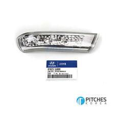 Genuine Hyundai LED Side Mirror Signal Lamp For 2007 2012 SantaFe - 87623-3J000