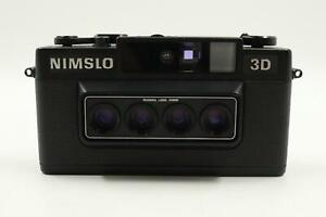 Nimslo 3D 35 mm untested