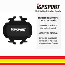 iGPSPORT Sensor de Cadencia C61 ANT+ 2.4G Bluetooth IPX7 Garmin Bryton Sigma Mio