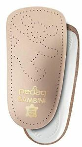 Pedag 192 Bambini APMA Accepted 3/4 Children's Orthotic, Tan Leather