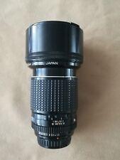 Pentax Asahi SMC 200mm f2.5 prime lens rare