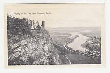 Perth,Scotland,U.K.Valley of the Tay from Kinnoull,Perth & Kinross,c.1909