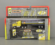 Matchbox Premiere Rigs (Shell) Series 1, HO / 1/64 Scale Diecast Truck - USED