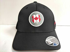 Black Clover Cap Canada Patch Adjustable Snapback Green Golf Hat Live Lucky