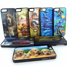 Rigid Plastic Mobile Phone 3D Cases for Apple
