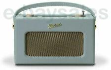 ROBERTS REVIVAL FM DAB+ BLUETOOTH WIRELESS PORTABLE SMART SPEAKER RADIO DUCK EGG