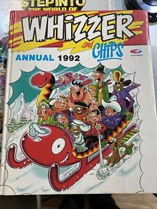 WHIZZER AND CHIPS ANNUAL 1992