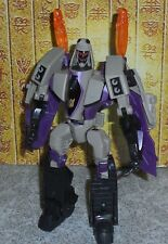 Transformers Animated BLITZWING Complete Voyager Tank Jet
