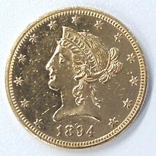 1894 $10 Gold Liberty Eagle Coin
