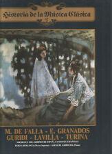 ALICIA DE LARROCHA / TERESA BERGANZA LP Spain 1984 Noches en los jardines FALLA