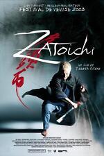 DVD NEUF scellé - ZATOICHI -D6