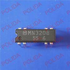 5PCS 2048-Stage Low Noise BBD IC PANASONIC DIP-8 MN3208