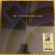 U2 11 O'clock Tick Tock LP 40th Anniversary RSD 2020