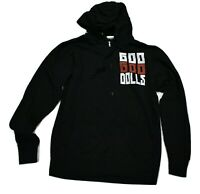 Goo Goo Dolls Adult 2014 Magnetic Tour 2-Sided Hoodie New S, M