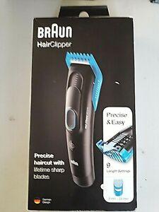 Braun Haar- und Bartschneider HC5010, ultimatives Haarschneiden