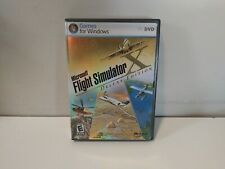 Microsoft Flight Simulator X Deluxe Edition PC DVD Complete with Product Key