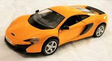 RMZ City - 1:32 Scale Model McLaren 650S Orange (BBUF555992O)