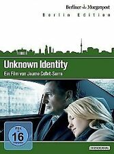 Unknown Identity, 1 DVD