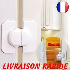 Enfants Bébé Sécurité Porte Placard Réfrigérateur Armoire Empêcher Frigo Serrure