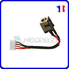 Connecteur alimentation ASUS   X70AD-TY008V  Cable  Dc power jack conector