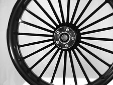 23 x 3.75 2001-2009 HARLEY DAVIDSON BAGGER GLOSS BLACK LEGEND WHEEL
