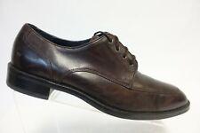 COLE HAAN Lennox Hill Brown Sz 9.5 M Men Split-Toe Derby Dress Shoes