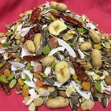 Small Animal Fruity Treat 1 KG Pinapple Papaya Coconut Nut Banana Sunflower Seed