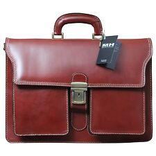 Aktentasche Laptoptasche Schulttasche Lehrertasche Leder Tasche Vintage