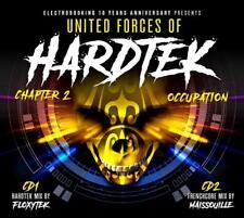 UNITED FORCES OF HARDTEK 02-OCCUPATION -   2 CD NEU
