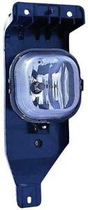 Fog Light Assembly Right Maxzone 330-2026R-AC