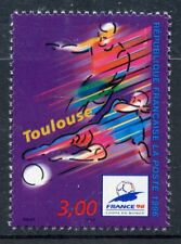 STAMP / TIMBRE FRANCE NEUF N° 3013 ** SPORT / COUPE DU MONDE DE FOOTBALL 1998