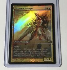 Magic the Gathering MTG Firemane Avenger Foil Rare Full Art Nr Mint