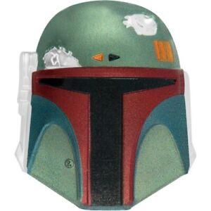 🔥 Star Wars Boba Fett Colored Helmet 2oz Ultra High Relief Silver Coin 🔥