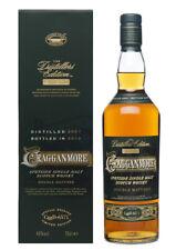 Cragganmore Distillers Edition 2007-2019 Speyside Single Malt Scotch Whisky 0,7l