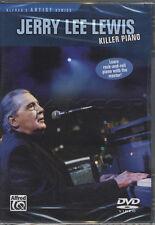 JERRY Lee Lewis KILLER Pianoforte Rock N Roll LEZIONI imparare a suonare DVD