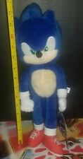 NEW Sonic the Hedgehog Movie 2020 Plush, 15 inch Toy Factory w/ Tag.