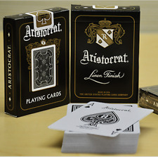 Aristocrat Black Edition Playing Cards from Murphy's Magic