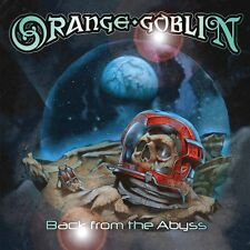 ORANGE GOBLIN ‎– BACK FROM THE ABYSS (LIMITED EDITION DIGIPACK) (CD)